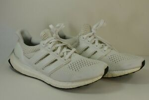 new arrival 44499 9a6f9 Details about Adidas Ultra Boost 1.0 Triple White men size 11