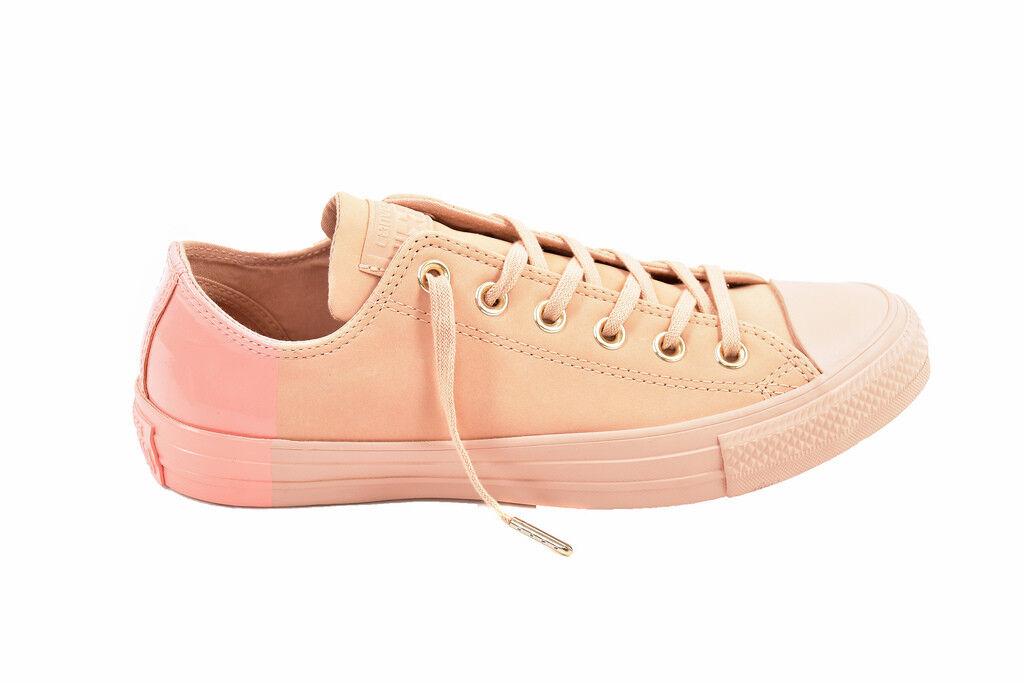 Converse Unisex CTAS OX Nubuck 159530 Schuhes Beige Größe UK 4   BCF87