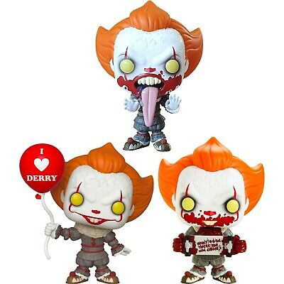 Pennywise with Beaver Hat US Exclusive Pop It: Chapter 2 Vinyl RS