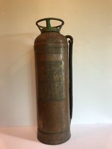 Image Is Loading Vintage Red Star 303 Fire Extinguisher The General