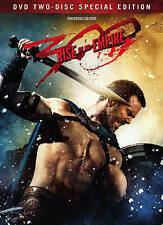 300: Rise of an Empire (DVD, 2014, 2-Disc Set) NEW