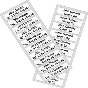 100-Iron-On-School-Name-Labels-Tags-Printed-Waterproof-uniform-personalised