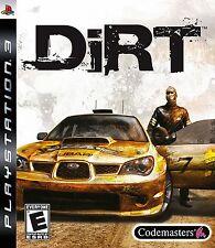 DiRT (Sony PlayStation 3, 2007)