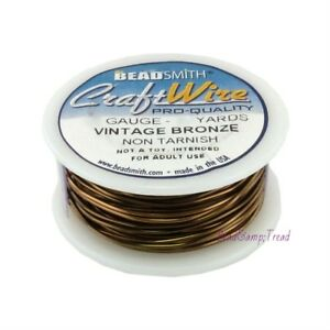 PRO-QUALITY CRAFT WIRE NON TARNISH SILVER 20GA WIRE  18FT