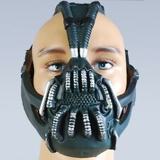 Batman-The Dark Knight Rise Bane Dorrance Mask Helmet Hat Halloween Cosplay Prop