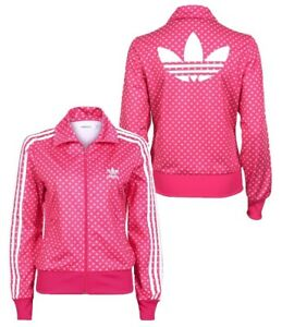Adidas originali donne firebird track top giacca lip kissimmee