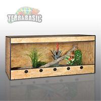 Osb Terrarium 120 X 60 X 60 Cm, Frontbelüftung, Holz