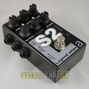AMT-Electronics-Guitar-Preamp-S-2-Legend-Amp-Series-2-emulates-Soldano-amps