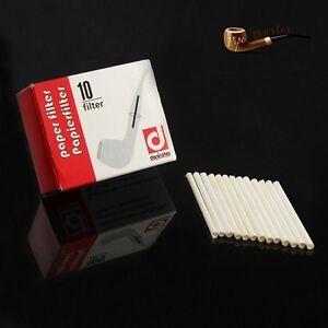 Papier Filtres Filtre 3-4mm pour Tabac à Rouler Pipes Denicotea Paquet de 10pcs HCfPKNdP-09105510-859363548