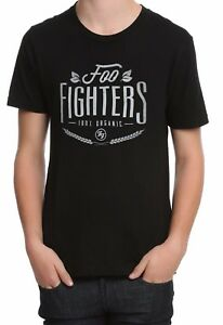 Foo Fighters worlwide T-shirt Nuovo con etichette Dave Grohl Rock Band 100/% AUTENTICO