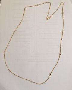 18ct 18k Italian Hallmark Yellow Gold Necklace Waist chain 275034 - London, United Kingdom - 18ct 18k Italian Hallmark Yellow Gold Necklace Waist chain 275034 - London, United Kingdom