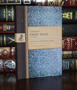 Fairy-Tales-by-Brothers-Grimm-Volume-II-New-Deluxe-Collectible-Hardcover-Gift