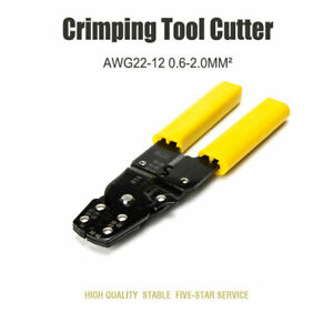 3-9mm-6-3mm-Bullet-Terminal-Crimping-Bullet-Non-insulated-Crimp-Cutter-Tool-New
