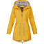 Plus-Size-Womens-Long-Sleeve-Hooded-Wind-Jackets-Outdoor-Waterproof-Rain-Coat thumbnail 9
