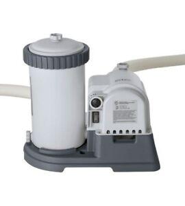 Pompa filtro Intex 28634 Easy Frame 9463l/h piscina fuori terra depuratore Rotex
