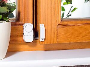 3x alarmanlage t r alarm fenster alarm sirene t ralarm fensteralarm sicherung ebay. Black Bedroom Furniture Sets. Home Design Ideas