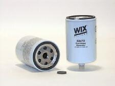 Fuel Water Separator Filter Wix 33472