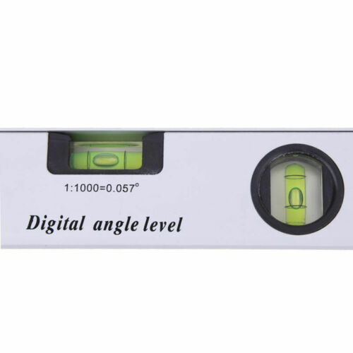 Digital Electronic Angle Finder Goniometer Protractor Measuring Tool Ruler 400mm