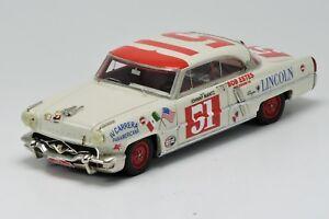 Kit Lincoln Capri Iv Carrera Panamericana 1953 # 51 - Modèles Arena 1/43