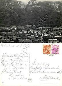 Cartolina-di-Dimaro-panorama-Trento-1965