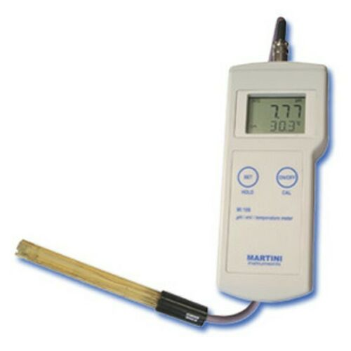 Milwaukee ph digital de pH-Premium//Temp-Premium TDS-Lux medidor de prueba Pescado Tanque