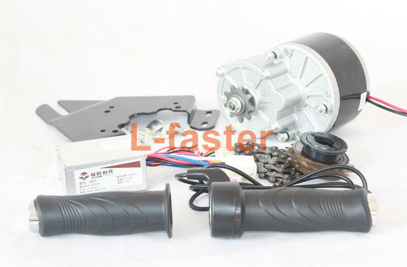 24V  250W ELECTRIC BICYCLE MOTOR KIT E-BIKE CONVERSION KIT SIMPLE DIY EBIKE  fast delivery and free shipping on all orders