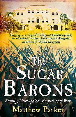 Sugar Barons-ExLibrary