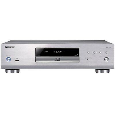 Pioneer BDP-LX58 Silber Aussteller 3D Blu-ray SACD CD DVD Netzwerk BD-Live