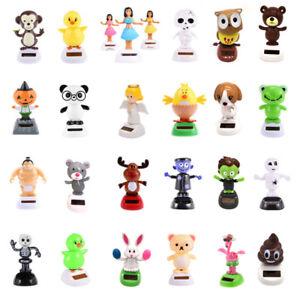 Car-Decor-Solar-Powered-Gift-Dancing-Animal-Swinging-Animated-Bobble-Dancer-Toys