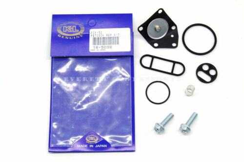 #L95 New Fuel Gas Petcock Repair Kit 00-19 Suzuki DRZ400S DRZ400SM See Notes