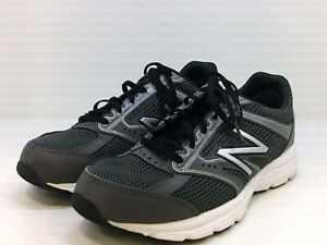 New-Balance-Mens-hommes-Fabric-Low-Top-Lace-Up-Running-Sneaker-Grey-Size-9-0-j