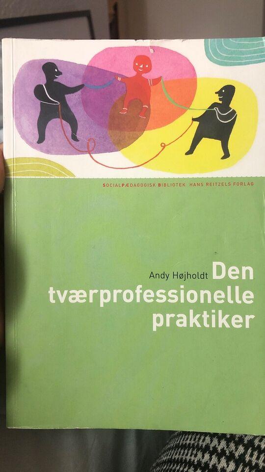 Den tværprofessionelle praktiker, Andy Højholdt, år 2009