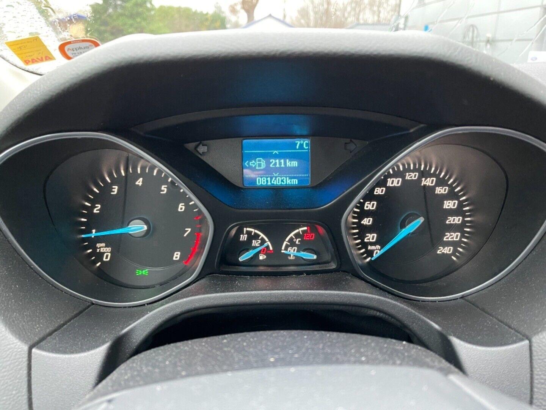 Ford Focus 1,0 SCTi 100 Titanium stc. - billede 8