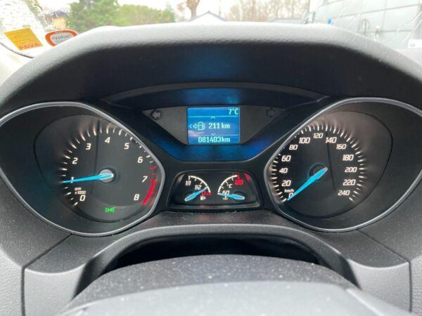 Ford Focus 1,0 SCTi 100 Titanium stc. billede 8