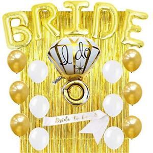 Bachelorette-Party-Decorations-Kit-Bridal-Shower-Set-Includes-1-Mylar-Ring-Bal
