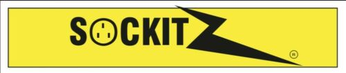 Sockitz safetyshield Paint Guard 1 Gang 30mm Plaster Guard  10no