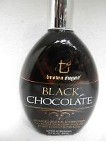 Black Chocolate 200x Black Bronzer Indoor Tanning Bed Lotion Tan Inc Brown Sugar on sale