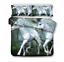 3D-hermoso-castillo-unicornio-Cubierta-Del-Edredon-Edredon-Cubierta-Juego-de-cama-funda-de-almohada miniatura 19