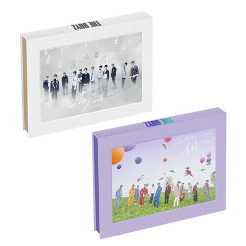 K-pop THE BOYZ - THE ONLY [3rd Mini Album] (TBOYZ03MN)