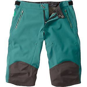 Madison DTE Men's Softshell Shorts, Oak Green Large green