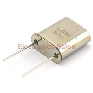 1pcs-1-Mhz-Cristal-De-Cuarzo-Resonador-hc-51-u-1-000-Mhz-1000-kHz