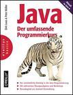Java - Der umfassende Programmierkurs von Peter Müller und Dirk Louis (2014, Gebundene Ausgabe)