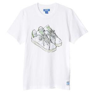adidas t shirt bianca uomo