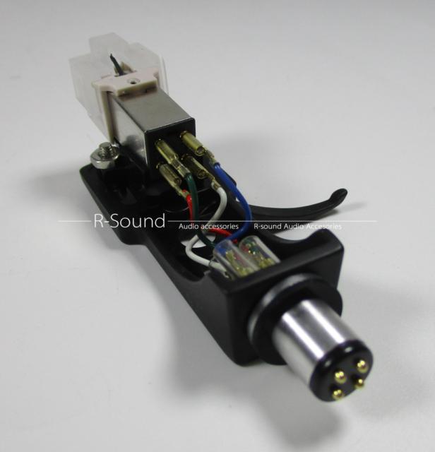 Turntable Headshell Black For SL-1200 DJ Turntables/<FAST SHIP/<CA2