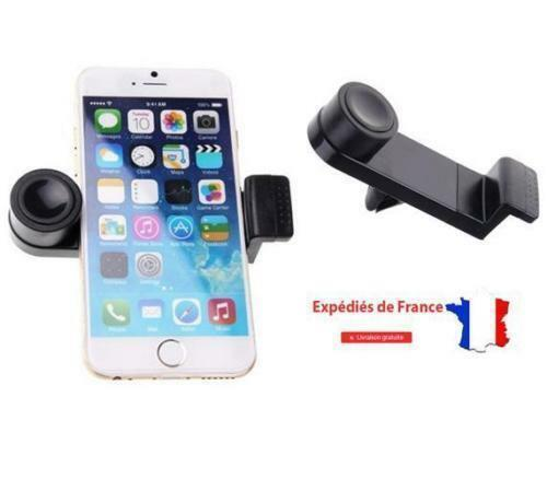 SUPPORT UNIVERSEL VOITURE SMARTPHONE TELEPHONE IPHONE LG SONY SAMSUNG GPS