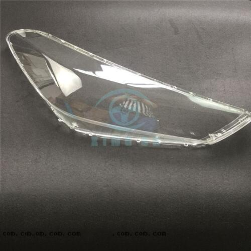 Right Front Headlight Glass Lamp Cover Adorn For Hyundai Tucson 2015-2017