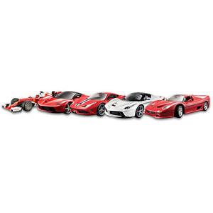 Bburago 1:18 Ferrari modèle réduit de voiture modèle complet de la gamme Signature