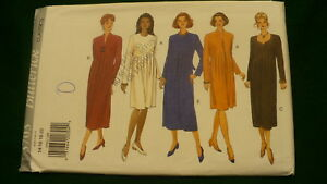 Butterick classics dress sewing pattern No 3703 Size 14-20