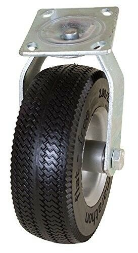 Marathon 8  Giratoria Rueda con plana libre neumático rueda perfecto para equipos pequeños