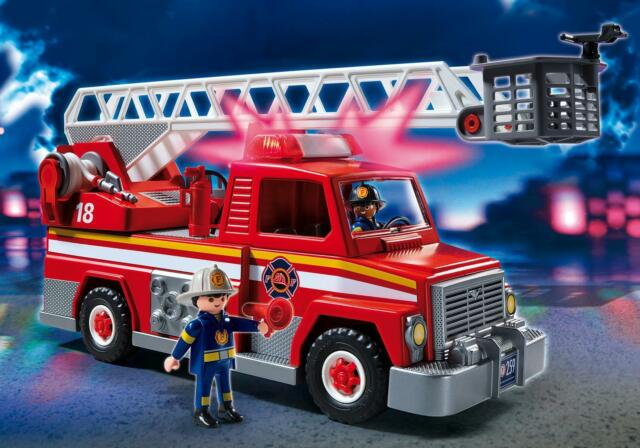 Toys & Hobbies Playmobil mediatime.sn for sale online Rescue ...